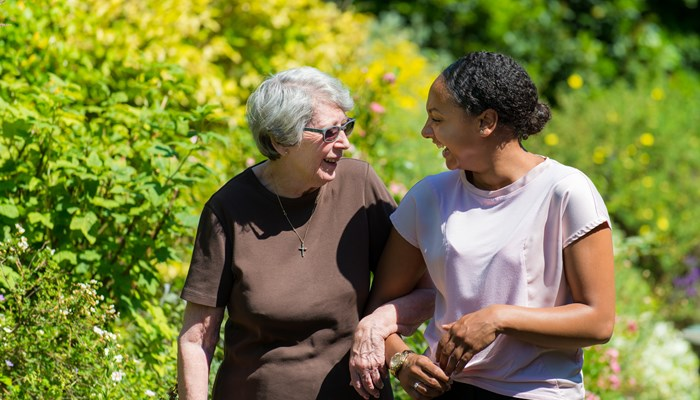 Supporting Residents with Dementia