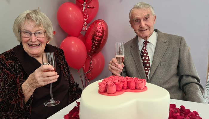 Valentine's with Geoff & Sybil: Retirement Living for Couples