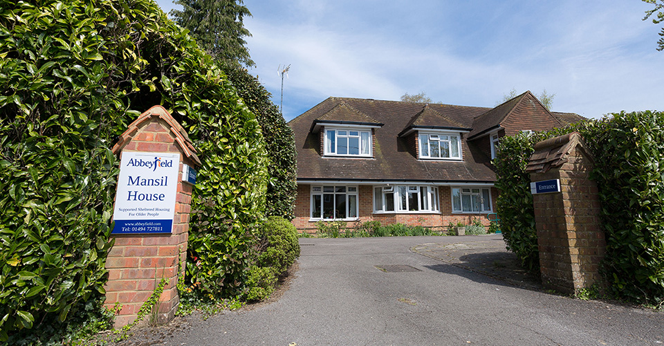 Supported Sheltered Housing In Amersham Buckinghamshire Mansil House Abbeyfield