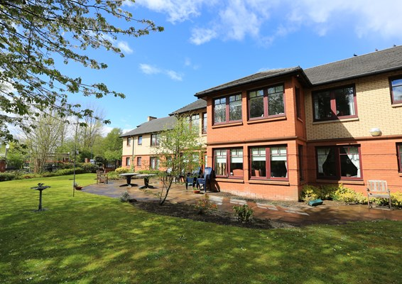Abbeyfield House Springburn Care Home In Glasgow (3)