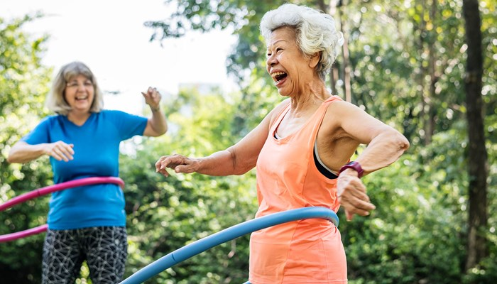 Staying Active in Later Life