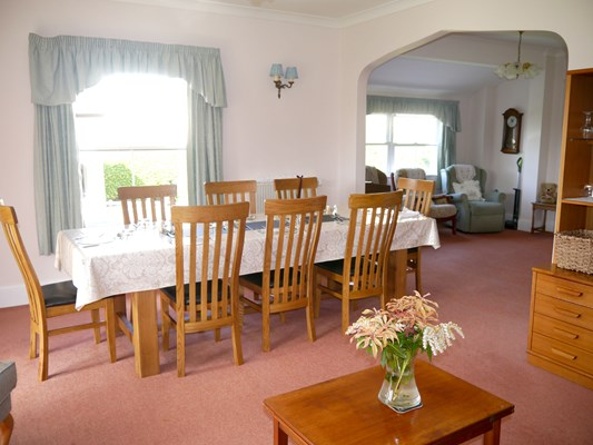Dining Room Duffield Court