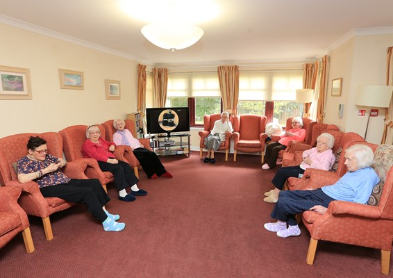 Abbeyfield House Springburn Care Home In Glasgow (4)