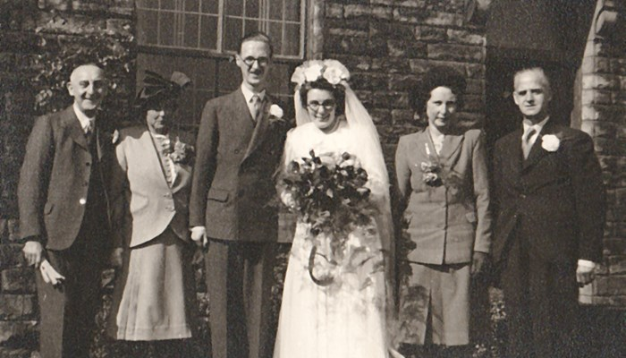 Ken and Doris Celebrate 70 Years of Marriage