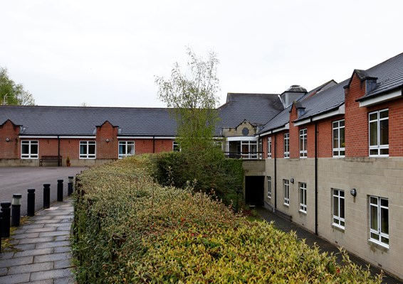 Eleanor Hodson House offers residential care to older people